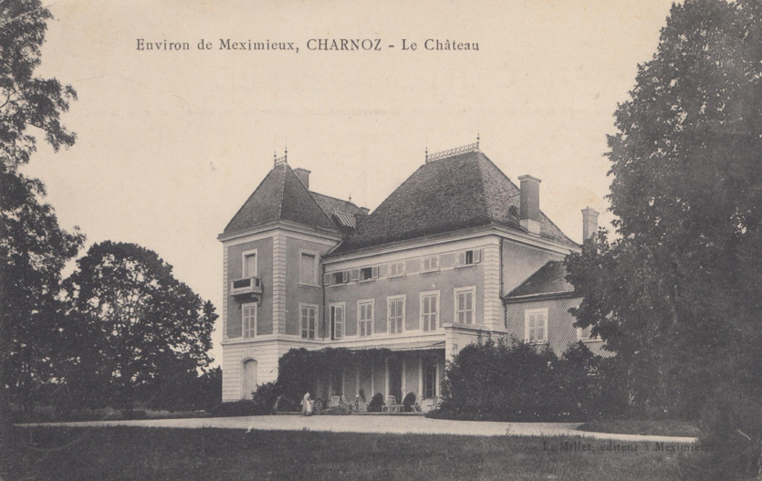 Le château 1908