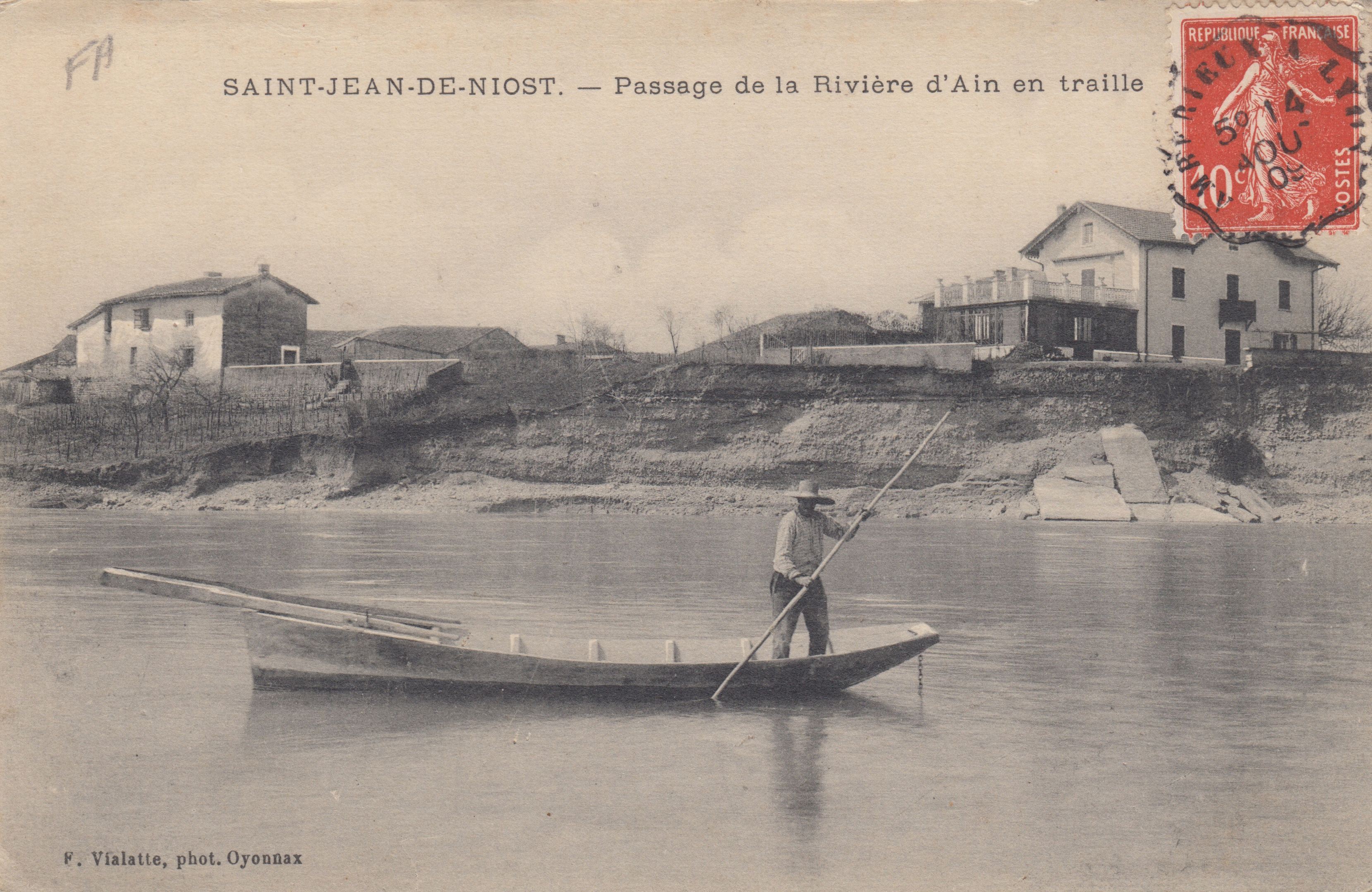 La rivière 1909