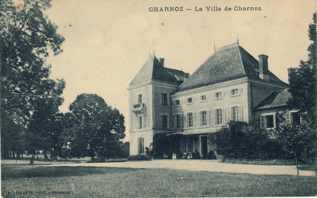 Le château 1915