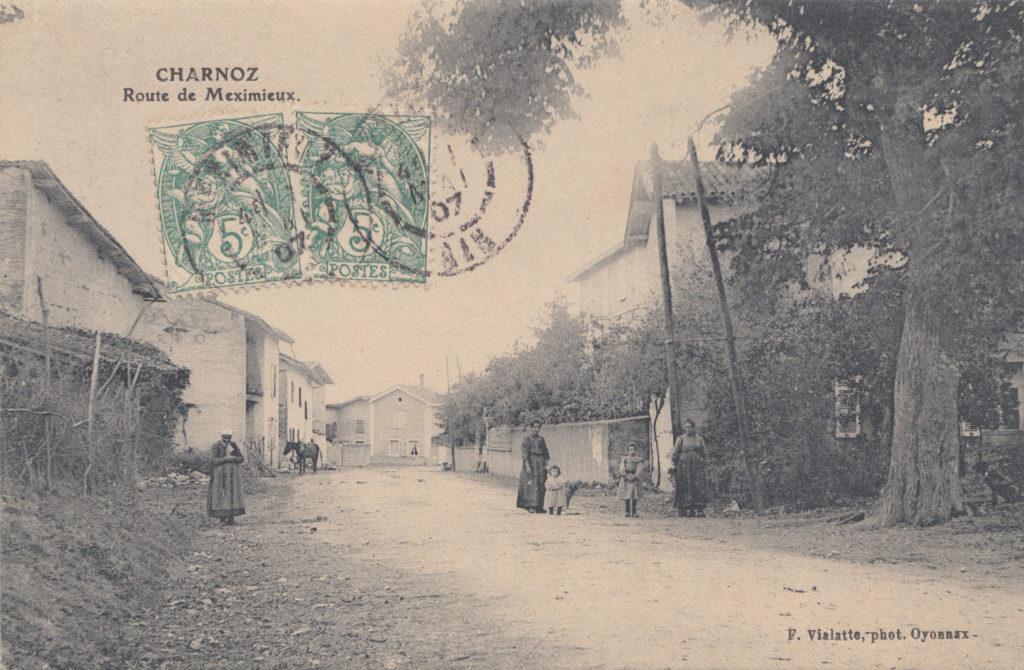 Le village 1907