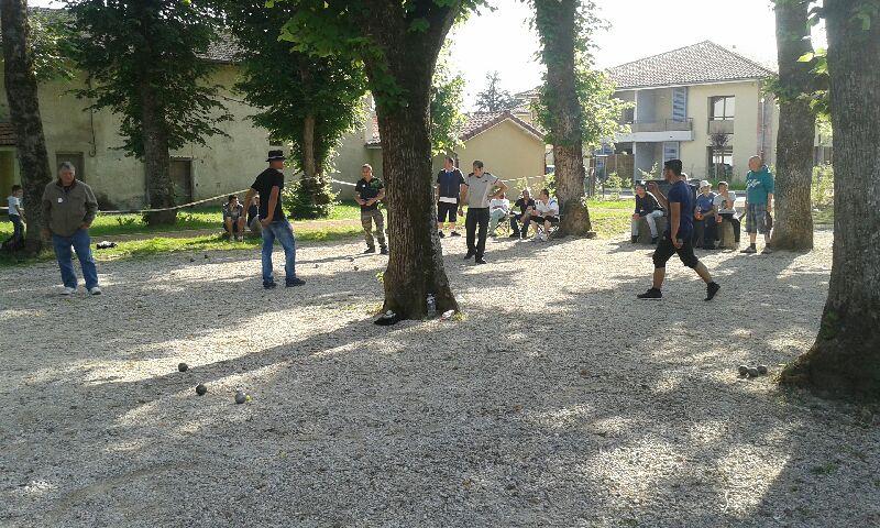 Chasseurs - Pétanque