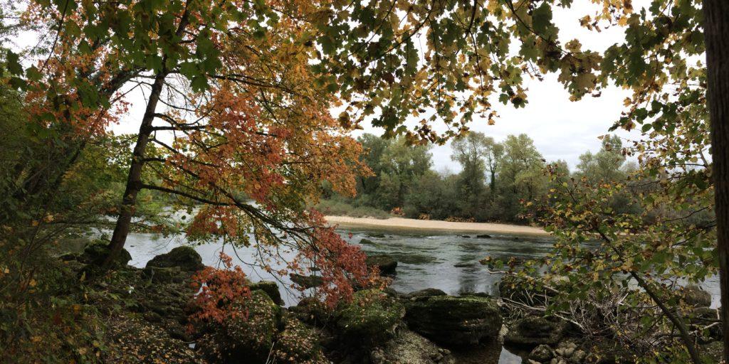Rivière L'Ain