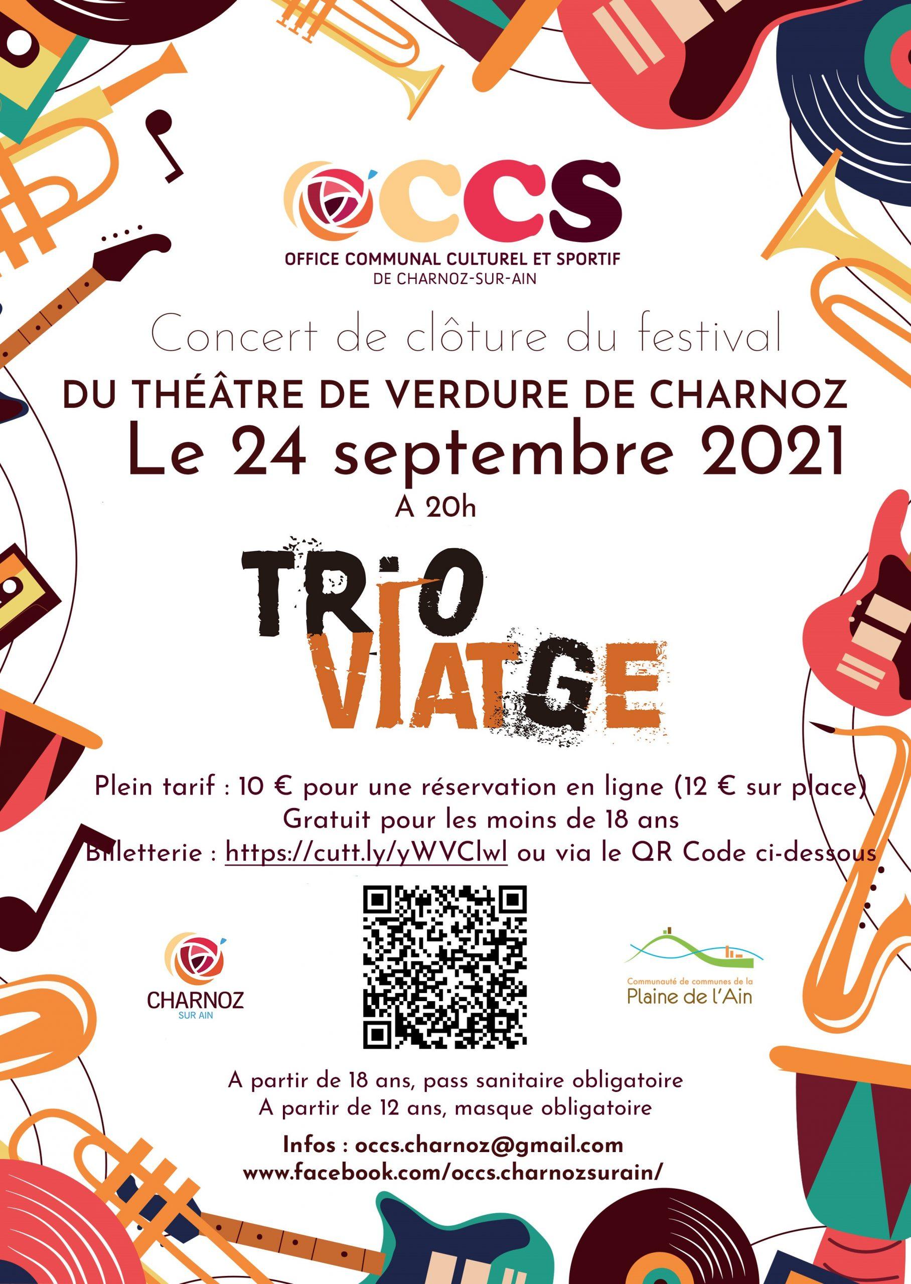 Concert Trio Viatge