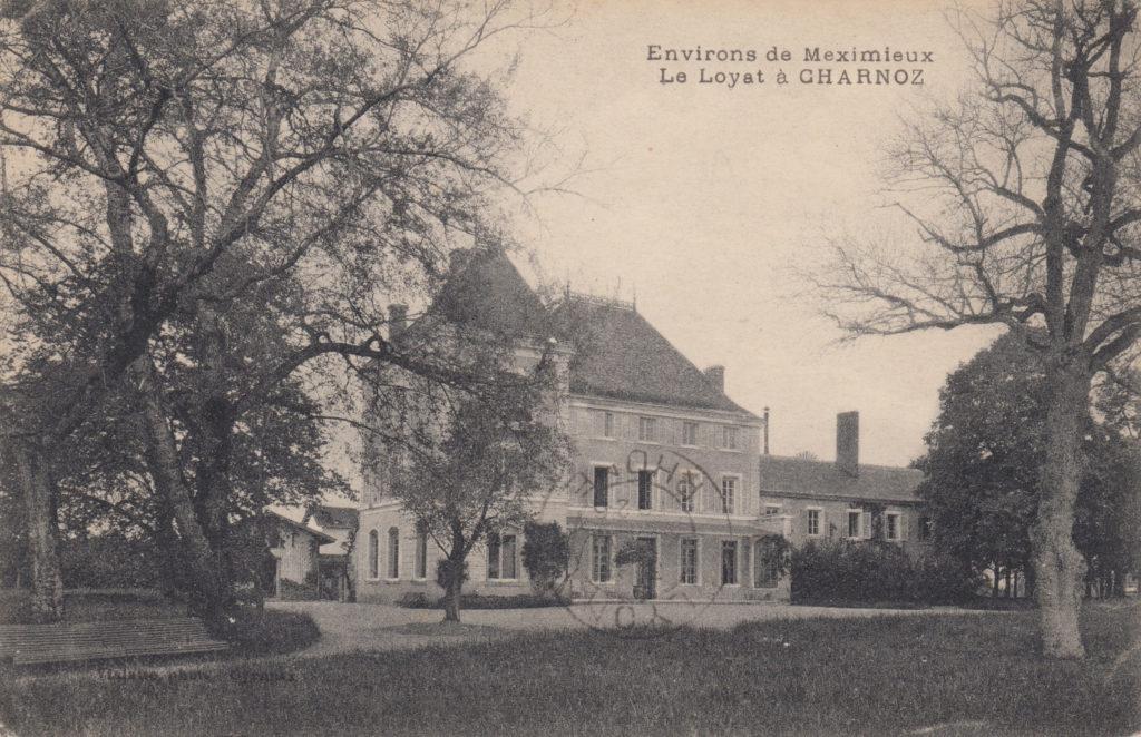 Le château 1926