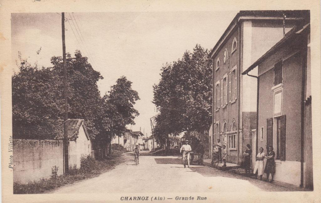 Le village 1943