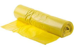 Distribution des sacs jaunes